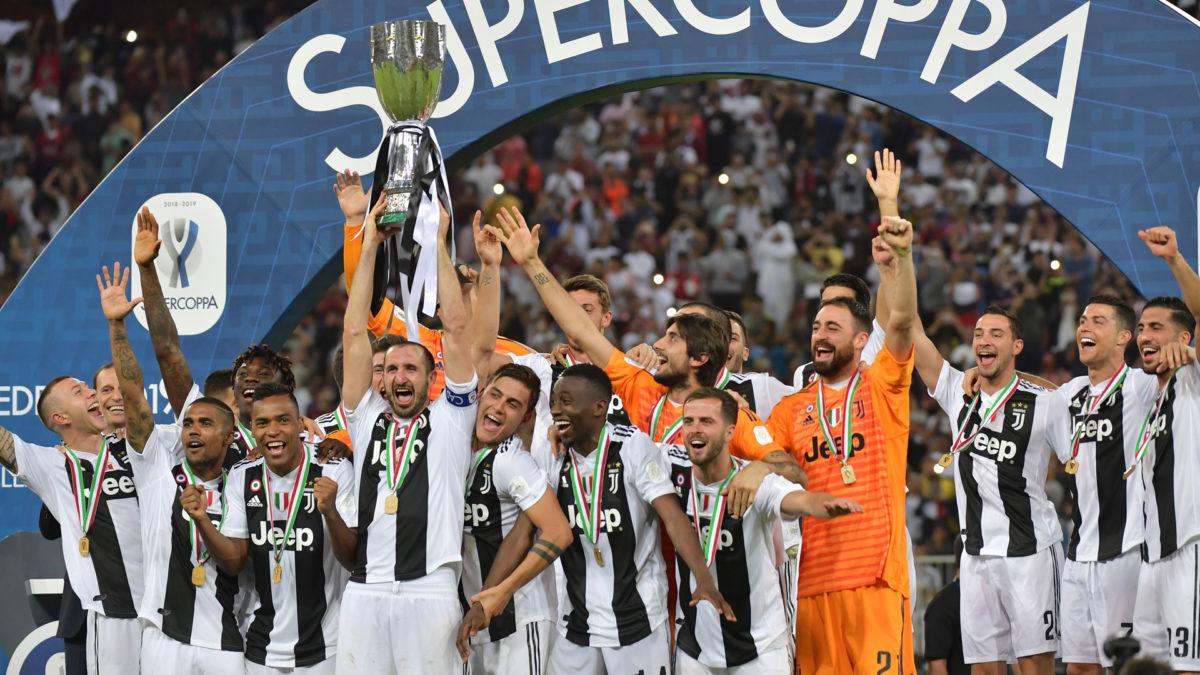 Kalahkan AC Milan, Juventus Mengukir Sejarah Baru