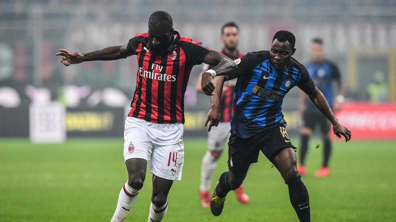 AC Milan- Inter Milan