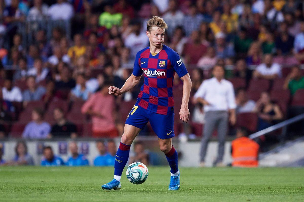 Penampilan De Jong Bersama Barcelona, Mendapatkan Sorotan Dari Direktur Olahraga Ajax