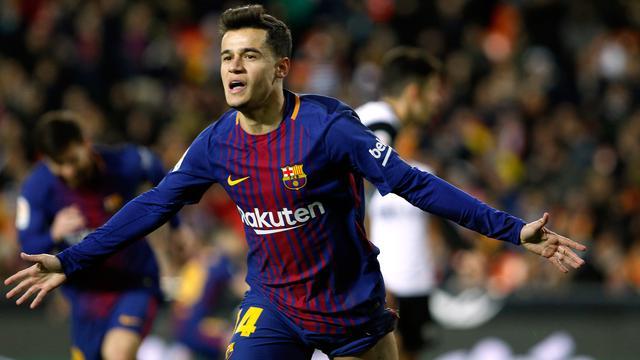 Levante Mengalahkan Barcelona, Ernesto Valverde Ultimatum Countinho