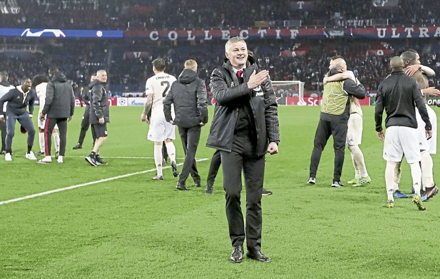 Striker Manchester United Mendukung Solskjaer Menjadai Manajer Tetap