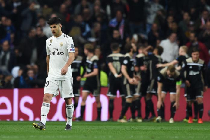 Madrid Tersingkarkan, Nama Zidane dan Ronaldo Kembali Disebut