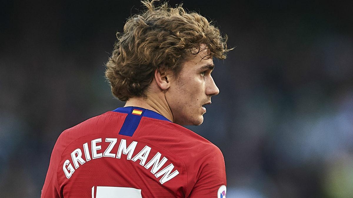 Ingin Merekrut Antoine Griezmann, Manchester United Siap Bersaing dengan Barcelona
