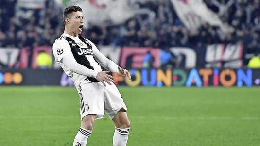 Ronaldo Terancam Absen Lawan Ajax Amsterdam