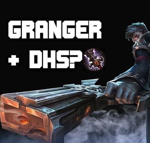Basic Attack Granger Sudah Diupdate, Demon Hunter Sword Kembali Bekerja