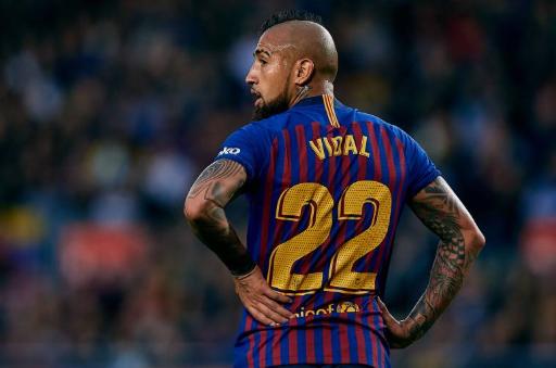 Demi Barcelona, Vidal Akan Terus Berikan Segalanya
