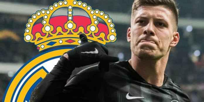 Real Madrid Ingin Mendatangkan Luka Jovic?
