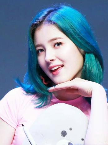 Profil & Fakta K-Pop Nancy (낸시) MOMOLAND