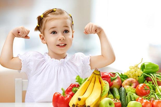 Nutrisi Terbaik Untuk Tumbuh Kembang Sang Buah Hati
