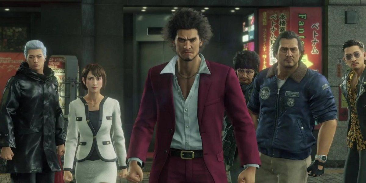 Gameplay Terbaru Yakuza Like A Dragon Telah Dirilis