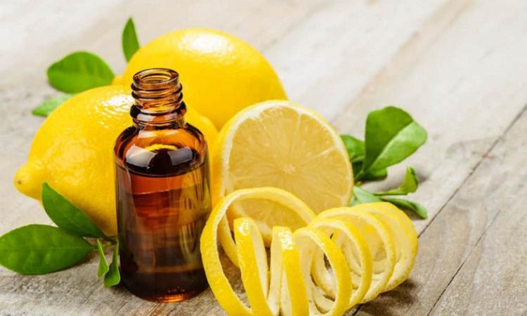 Khasiat Minyak Lemon Untuk Kesehatan