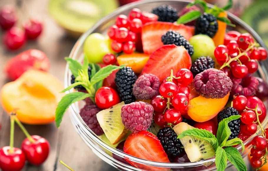 Jaga Tubuh Tetap Sehat Dengan Kombinasi Buah-Buahan