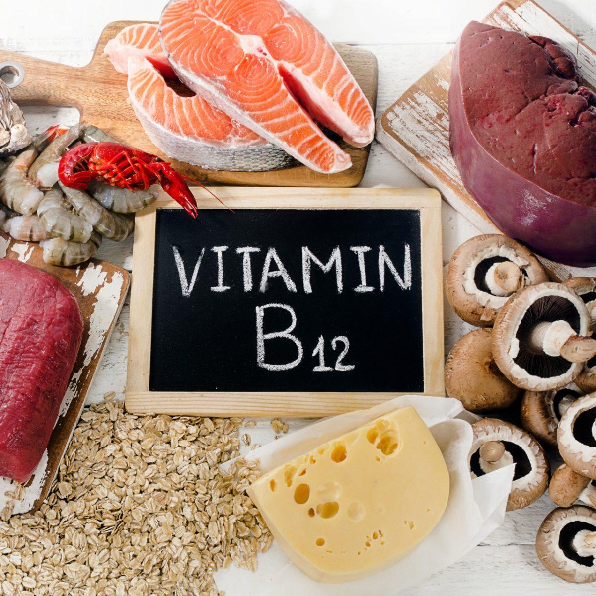 Khasiat Vitamin B12 Untuk Kesehatan