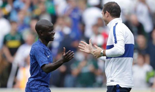 Frank Lampard Beri Dukungan Kepada Gelandang Chelsea