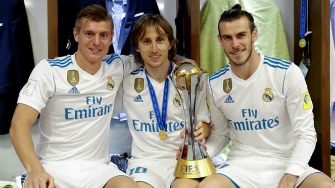 Luka Modric dan Toni Kroos Bisa Jadi Andalan Real Madrid