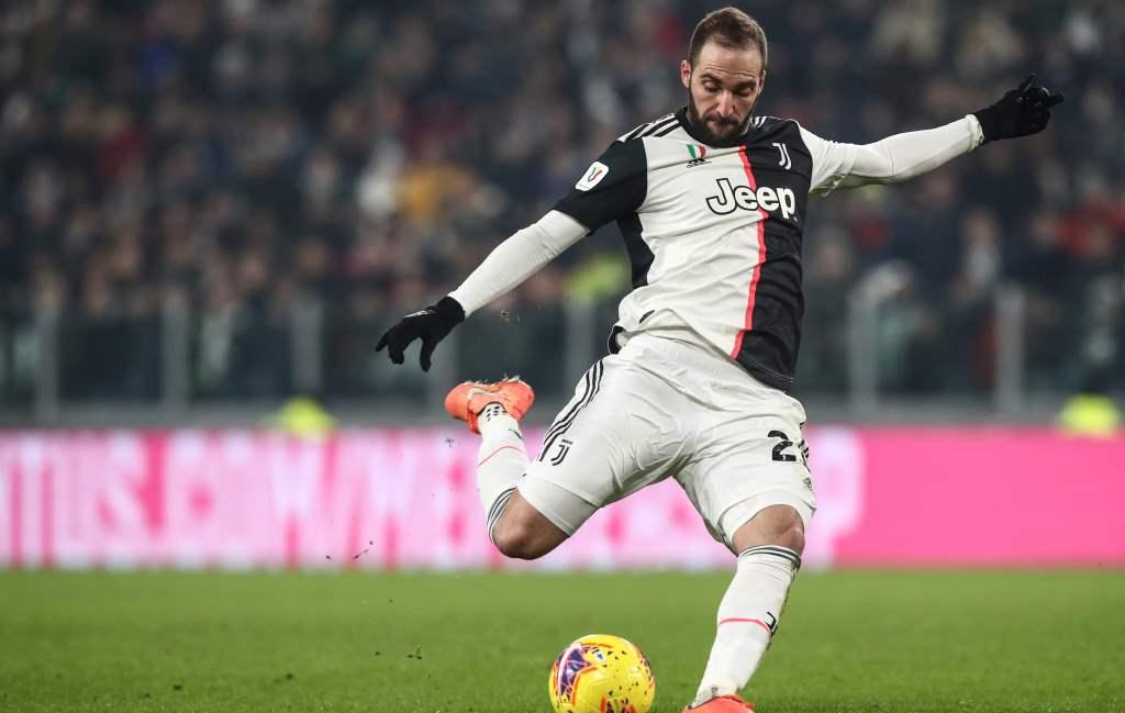 Gonzalo Higuain dan Juventus Siap Mulai Kembali Sesi Latihan