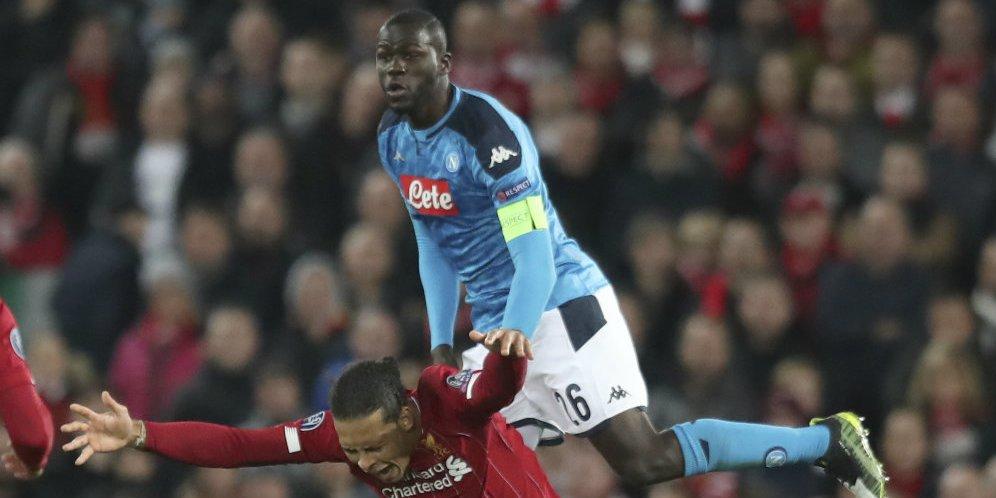 Kalidou Koulibay Kemungkinaan Akan Merapat ke Liverpool
