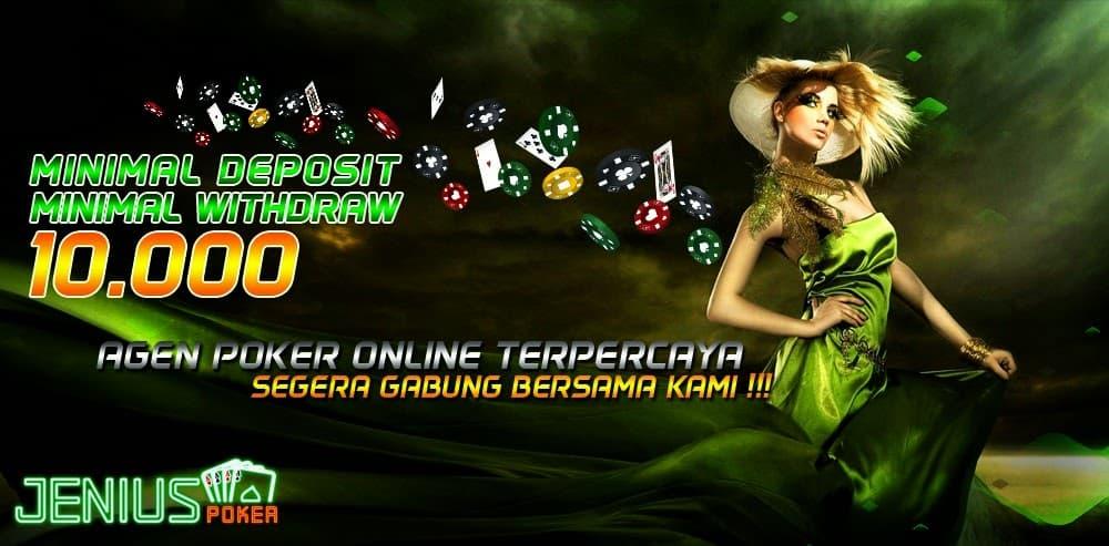 Jeniuspoker: Situs Idn Poker Online Terpercaya 2020