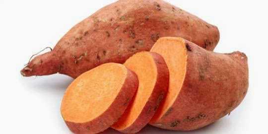 Manfaat ubi madu bagi kesehatan